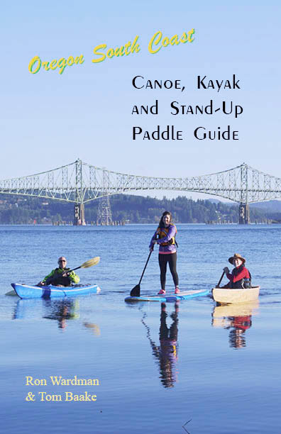 Oregon South Coast Canoe, Kayak and Stand-up Paddle Guide